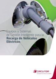 Recarga de Vehículos Eléctricos - Circutor