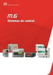 Sistemas de control de máxima demanda - Circutor