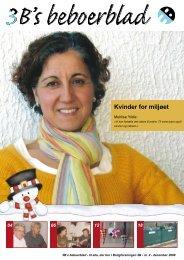 December 2008 - Boligforeningen 3B