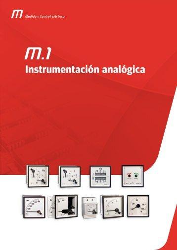 Instrumentación analógica - Circutor
