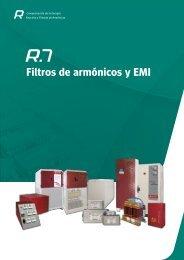 Filtros de armónicos y EMI - Circutor