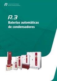Baterías automáticas de condensadores - Circutor
