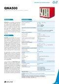 Analizadores de calidad de suministro - Circutor - Page 7