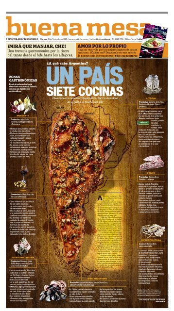 siete cocinas - Wines Of Argentina