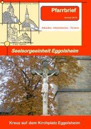 Pfarrbrief - Erzbistum Bamberg