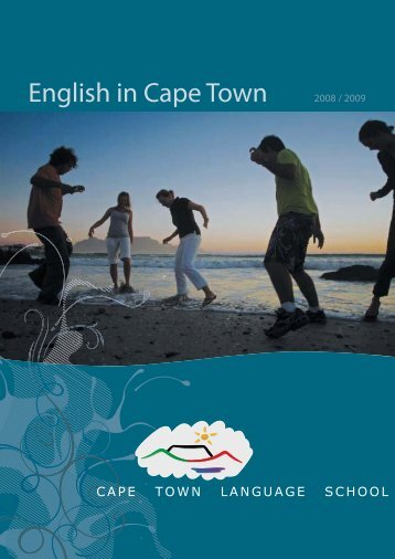 English in Cape Town