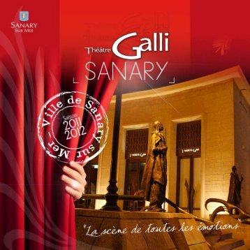 Saison 2011 2012 Théâtre Galli (.pdf - 2,85 Mo) - Sanary-sur-Mer