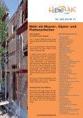 ihr kompetenter partner für umbau, renovation und neubau - Seite 2