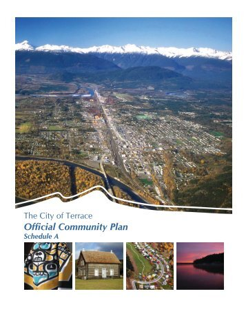 Official Community Plan Bylaw 1983 - City of Terrace