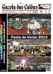 mais - Gazeta Das Caldas