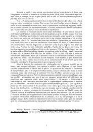 Français - Concours ENSEA