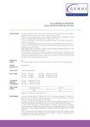 FUJI MICROFILM NEGATIVE Super HR PET-63, PET-100, PET-125