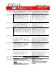 Programul conferinței (.pdf) - Eco Impuls 2013 - Page 3