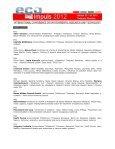 Programul conferinței (.pdf) - Eco Impuls 2013 - Page 5