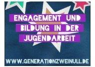 Generation 2.0 - Infos