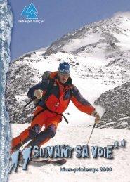 Renouvellement... - Club Alpin Francais - Albertville