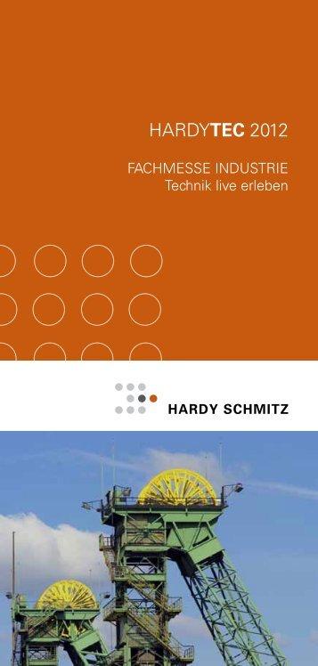HARDYTEC 2012 - Zeche Westfalen