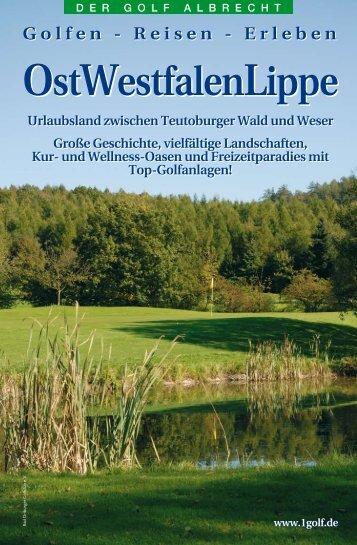 und Wellness-Oasen und Freizeitparadies mit ... - Teutoburger Wald