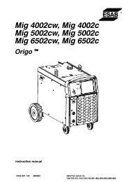 Origo™ Mig 410/510