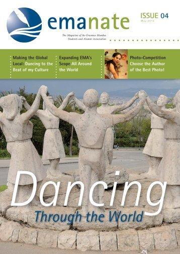 Dance - Erasmus Mundus Students and Alumni Association