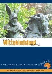 Ferienregion Wittekindsland - Teutoburger Wald