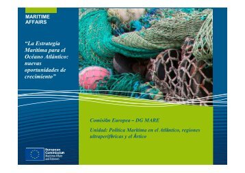 5º MIBE2012 Atlantic Strategy - Maritime and Innovation Brokerage ...