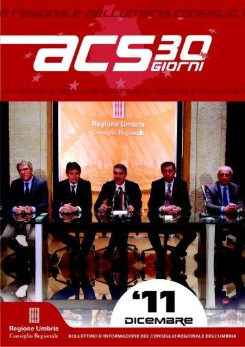 Affari Istituzionali - Consiglio Regionale dell'Umbria - Regione Umbria