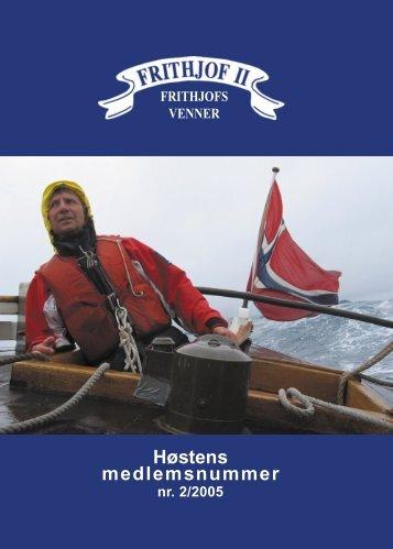 Blad nr. 2 - Losskøyta Frithjof II