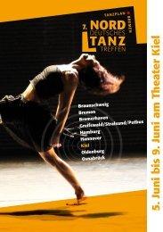 5. Juni bis 9. Juni am Theater Kiel - TANZstadt: Bremen