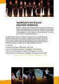 5. Juni bis 9. Juni am Theater Kiel - TANZstadt: Bremen - Page 7