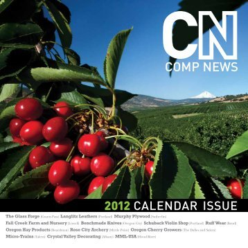 2012 CN Calendar - SAIF Corporation