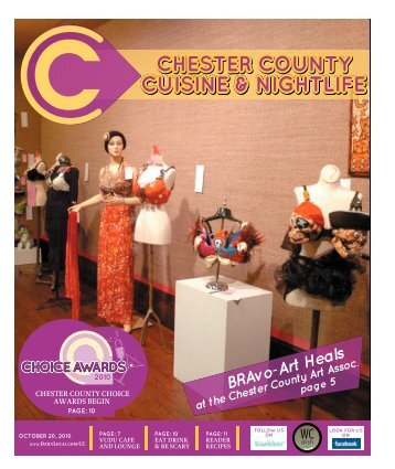 chester county cuisine & nightlife chester county cuisine ... - Home