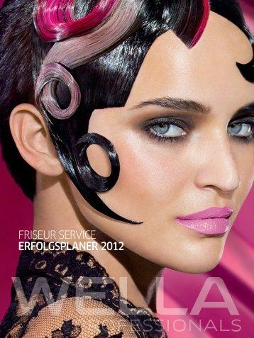 Friseur service ErfolgsplanEr 2012 - imsalon.at