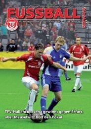 TFV-Hallencup - Thüringer Fußball-Verband