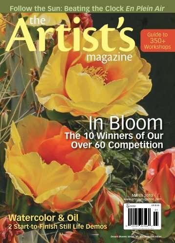 The Artist's Magazine March 2013 - Artist's Network
