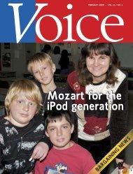 February 2009 - The member magazine of the Elementary Teachers