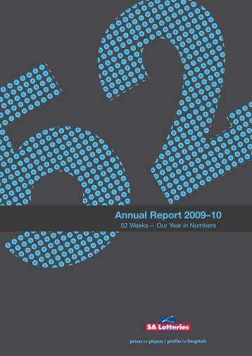 2009-10 - SA Lotteries