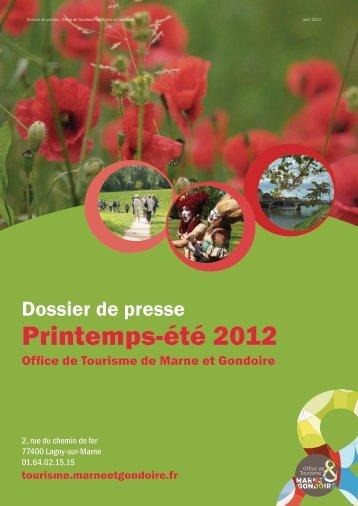 Printemps-été 2012 - Communauté d'Agglomération de Marne et ...
