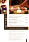 Carnet de Soins et Cures 2012 - Thalasso les Issambres - Page 7