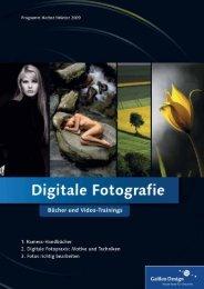 Fotos bearbeiten: Adobe Photoshop - Thali AG