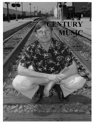 January - 21st Century Music
