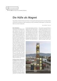 08/09 - Die Hülle als Magnet - Award für Marketing + Architektur