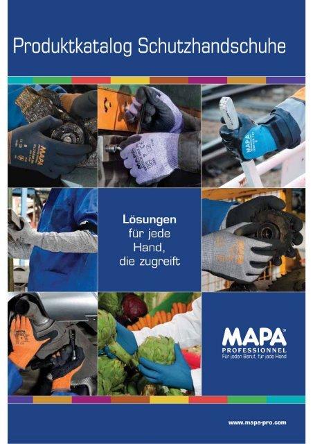 Mapa Handschuhe - Hoffmann Arbeitsschutz Rotenburg