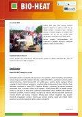 Zpravodaj – 6. vydání Vzdělávací akce: - BIO-HEAT - Page 5
