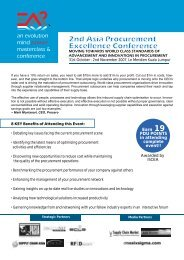 Earn 19 PDU POINTS in attending complete event!! - EMP Asia