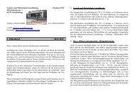 Elternbrief Oktober 2011 - Grundschule - Mittelschule Geiselhöring