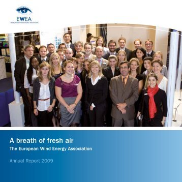 A breath of fresh air - European Wind Energy Association