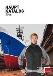 Rofa Berufs- und Schutzkleidung | Hoffmann Arbeitsschutz