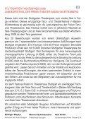 Von Lotto haben alle was: 33 Millionen Euro für Kunst ... - Theaterhaus - Seite 3
