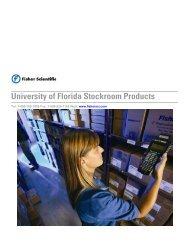 University of Florida Stockroom Products - UF Purchasing ...